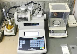 水分測定機